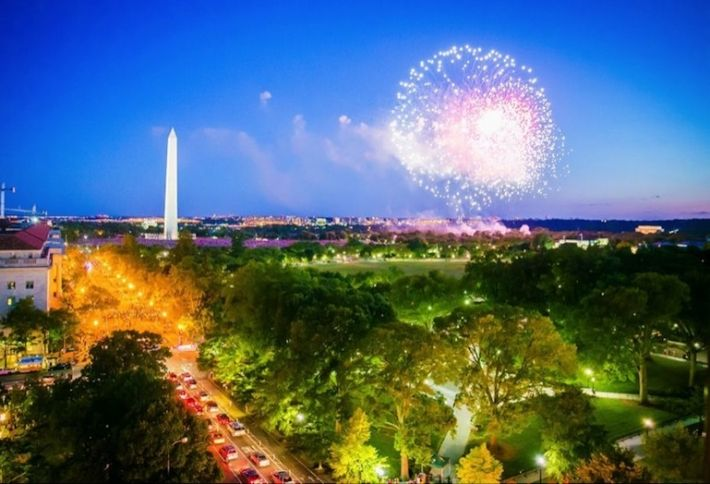 The Fireworks!