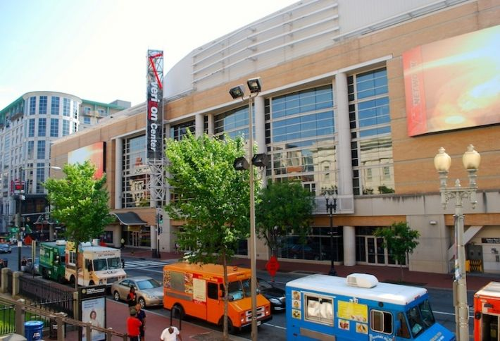 Verizon Center Changes Name To Capital One Arena