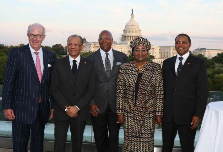 US-Africa Leaders Summit Week Kick-Off
