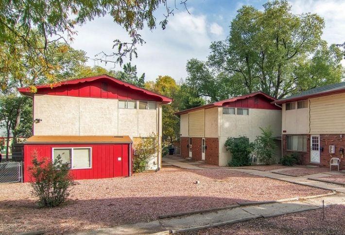 Ivywild Rejuvs Colorado Springs Neighborhood