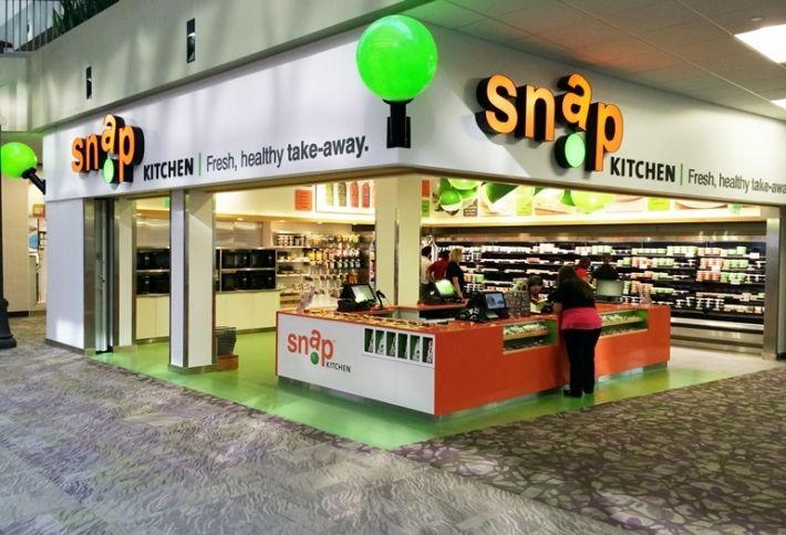 Hot Retailer Alert: Snap Kitchen