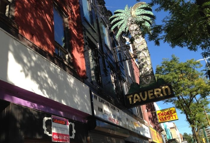 What's the Deal with the El Mocambo?