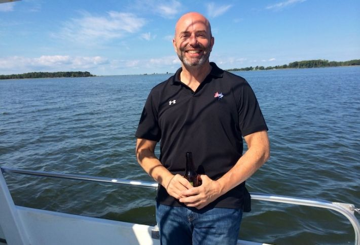 Bisnow Exclusive: Almost Every DC Chef Went Fishing
