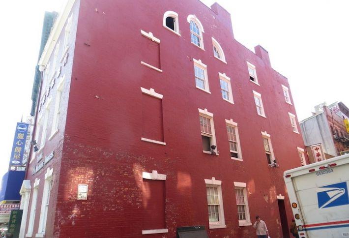 Manhattan's Oldest Street: Part 1