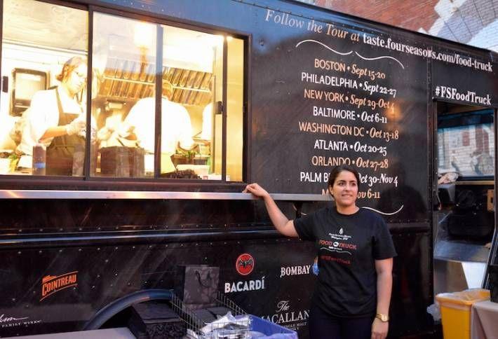 The Fanciest Food Truck