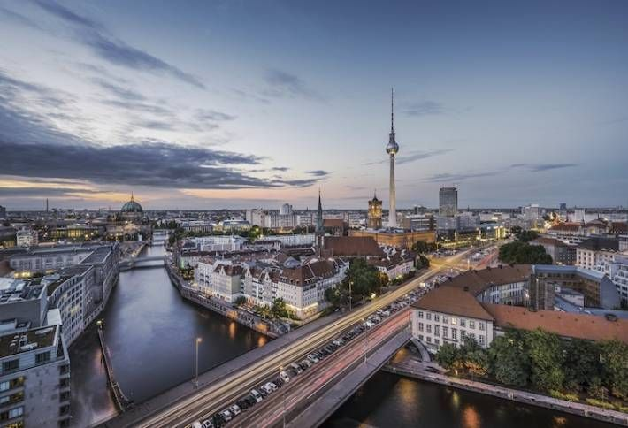 Why a German Fund May Be Just the Thing