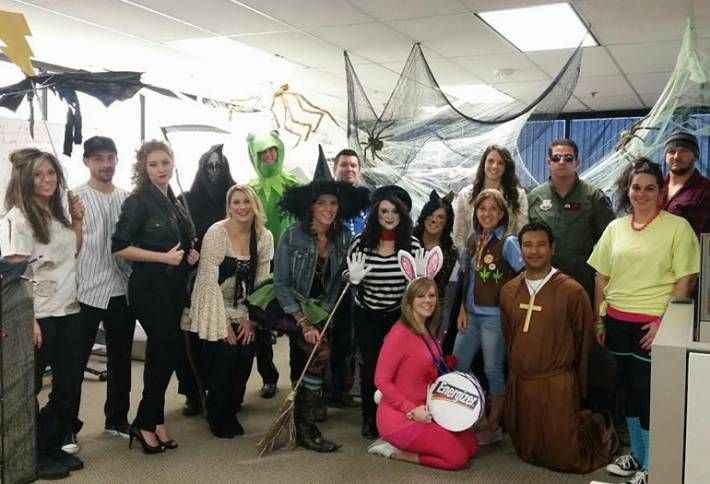 How CRE Celebrates Halloween