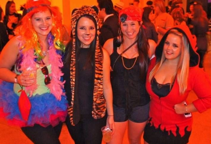 Halloween at the Carnegie Library!