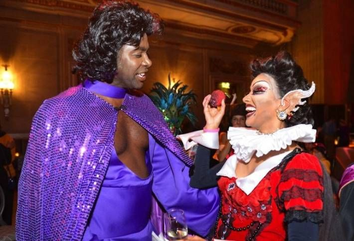 Andre's Halloween Bash!