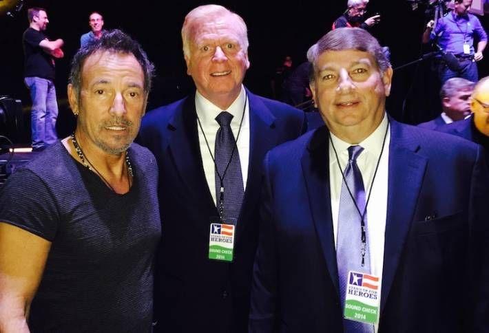 The Three Bosses