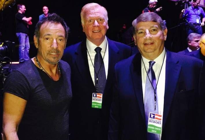 The Three Bosses!