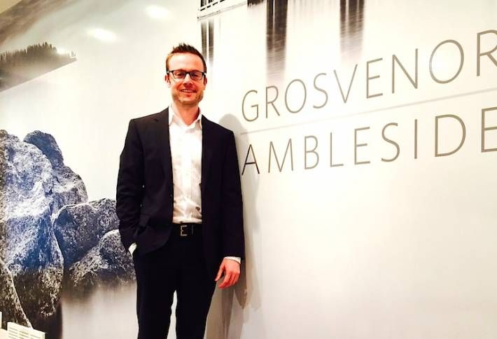 What You Don't Know About: Grosvenor's Michael Ward