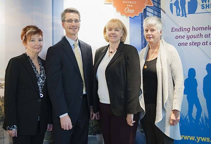 Concert Properties Supports At-Risk Youth