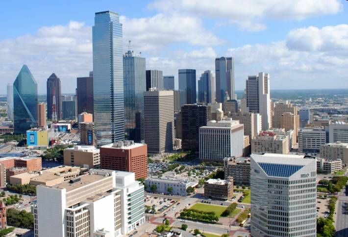 Dallas Skyline Downtown