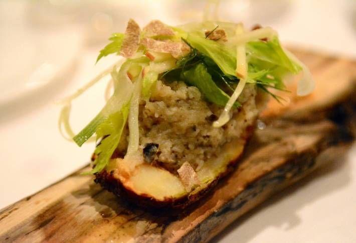 Fresh, Fine Dining Vegan Cuisine