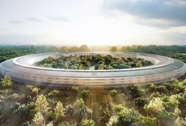 Details On Apple's New Cupertino Campus
