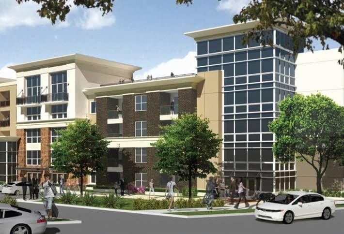 Smart-Grid Apartments Kick Off Leasing