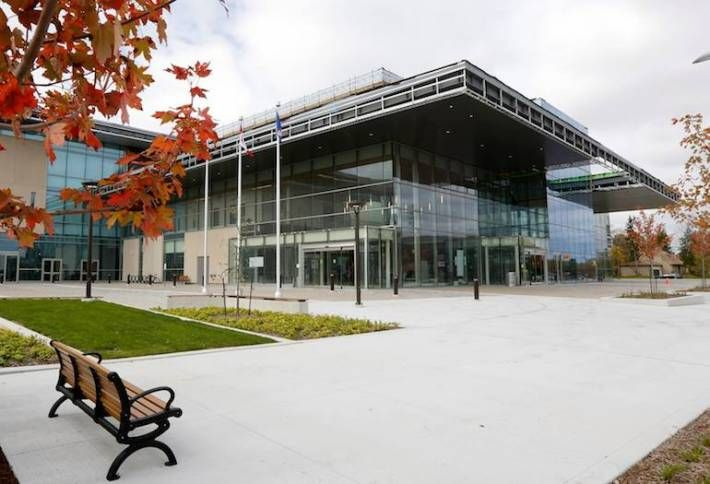 Markham Opens New Pan Am Games Centre