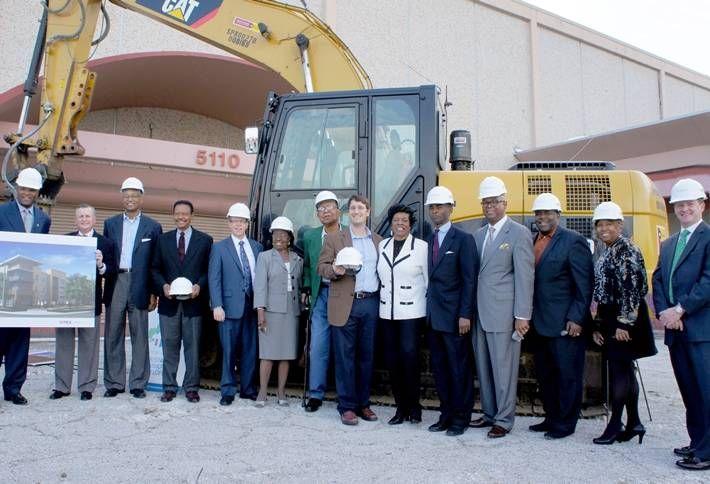 Southeast Houston's Game-Changing Development