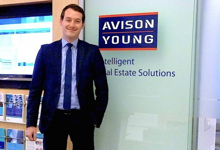 Why Avison Young Had To Be In Germany