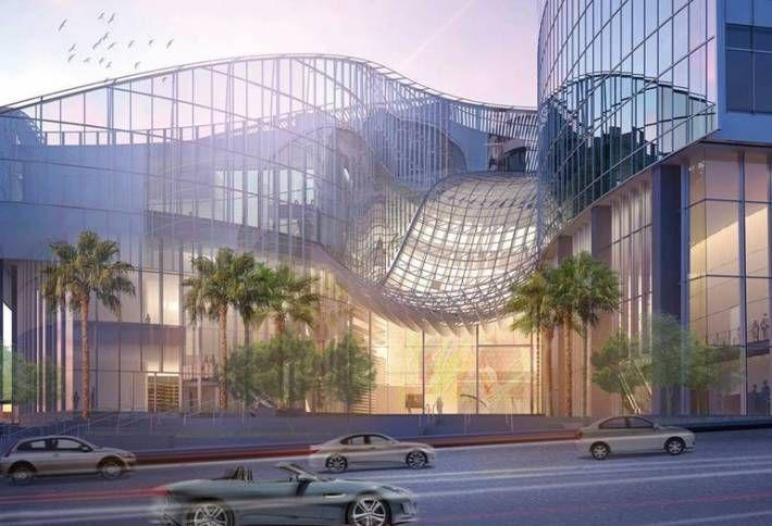 LA's 5 Biggest Office Developments