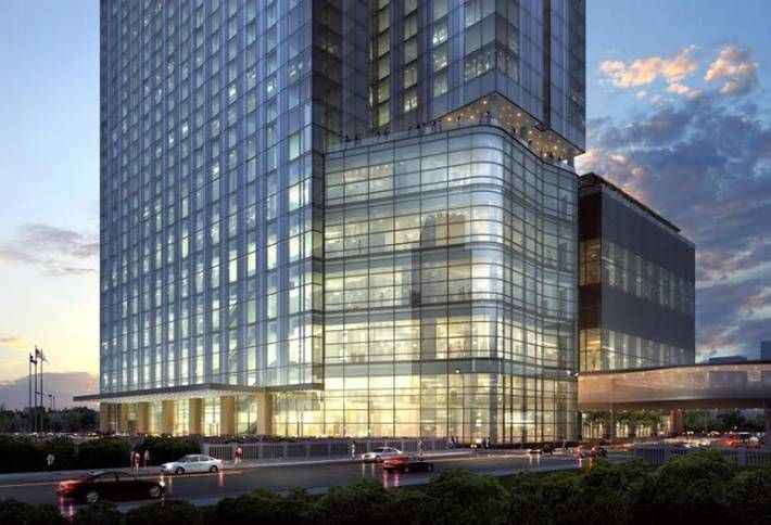 Is the Fairmont the City's Next Big Project?