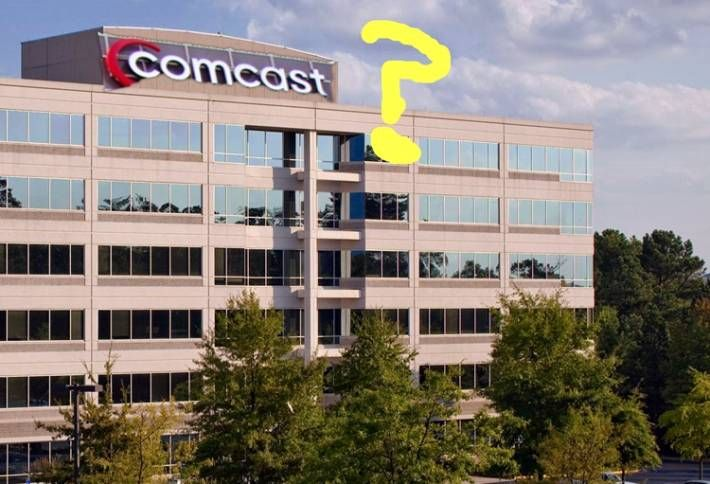 Comcast Taking Wells REITs Former HQ