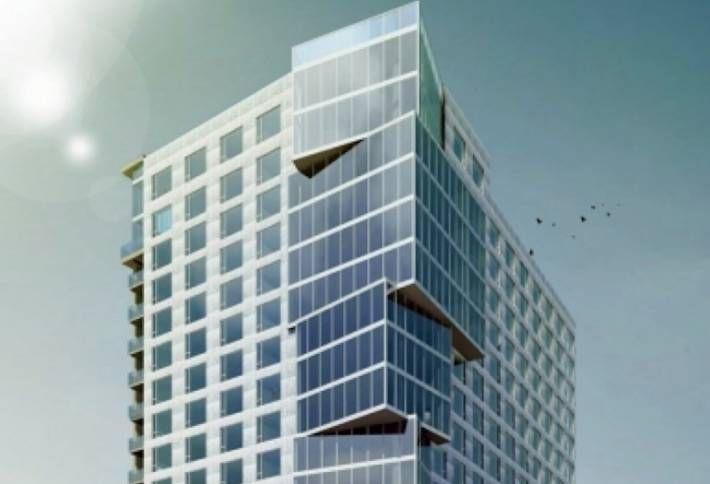 Work Underway at Trumark Urban's $100M Condo Tower