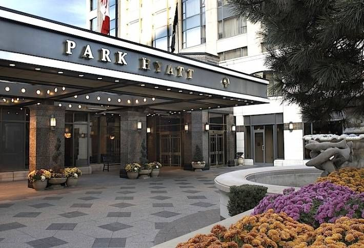 Oxford Buys Park Hyatt Toronto for $90M