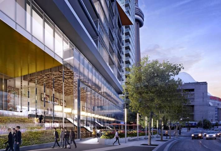 What Concord Adex Plans for its CityPlace Finale