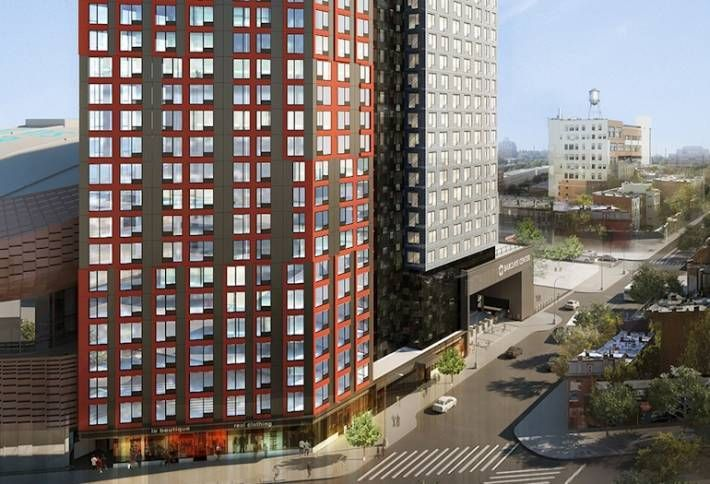 World's Tallest Modular Residential Building Can Resume Construction (With Backpay!)
