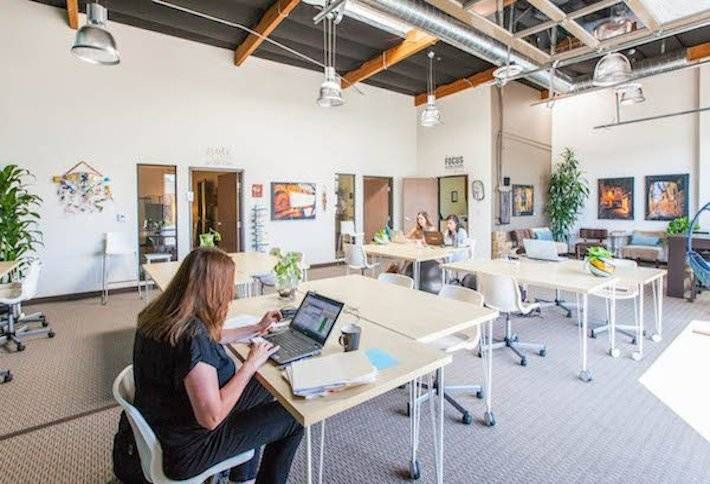Co-Working Space Is 50% More Profitable Than An Old-School Office Lease, But Landlords Should Leave It To The Pros