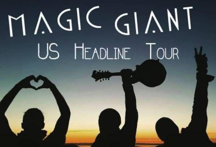 Magic Giant!