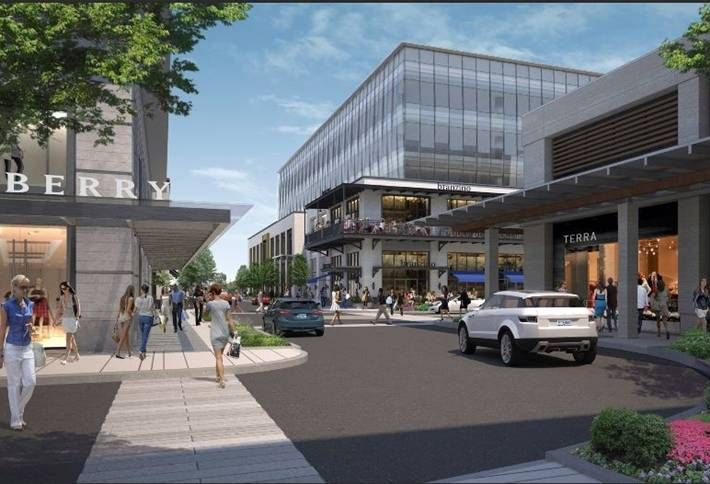 7 Office Buildings Underway in the Galleria and Greenway