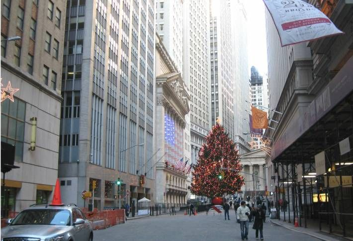 NYSE Is Leaving Longtime FiDi Office Space at 20 Broad St