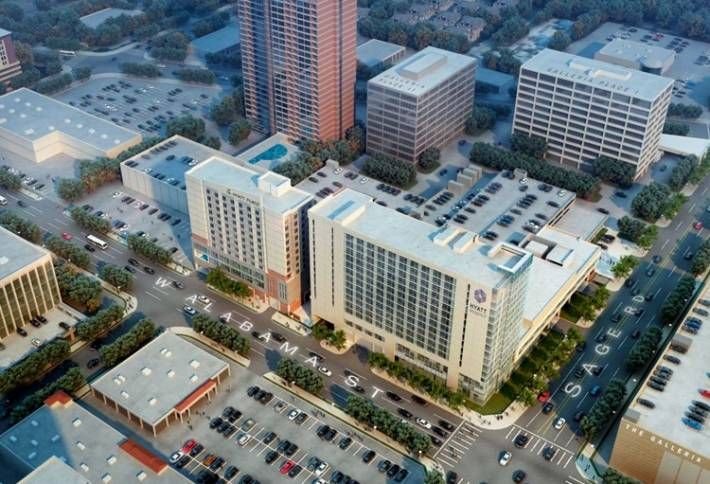 Who's Buying Concourse Corporate Center?