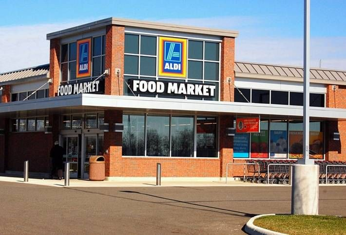 ALDI, a no frills grocer, plans to open 650 stores in California.