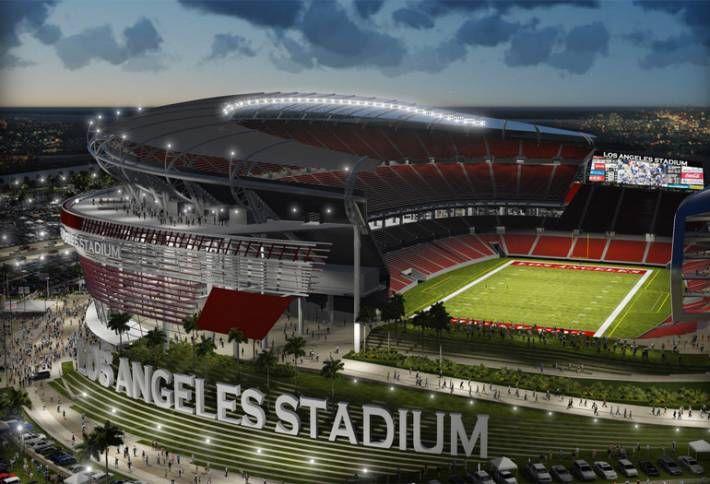 AEG Report Dubs Inglewood Stadium a Terrorist Threat
