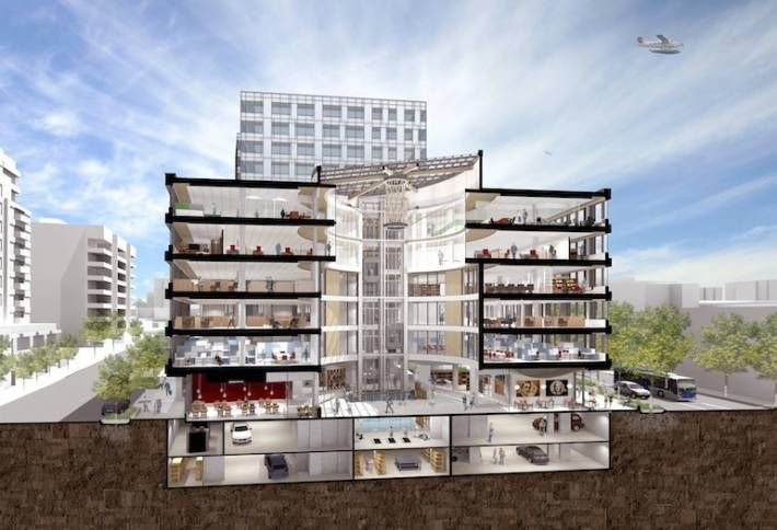 Why Victoria Digs Jawl's Downtown Office Development