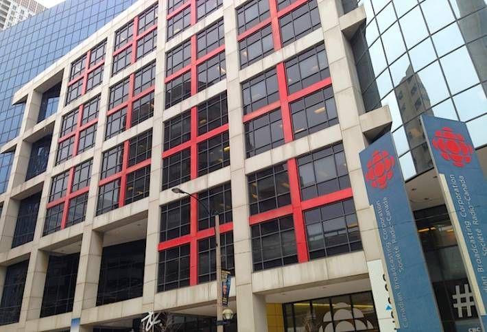Will CBC Sell Its Toronto Headquarters?