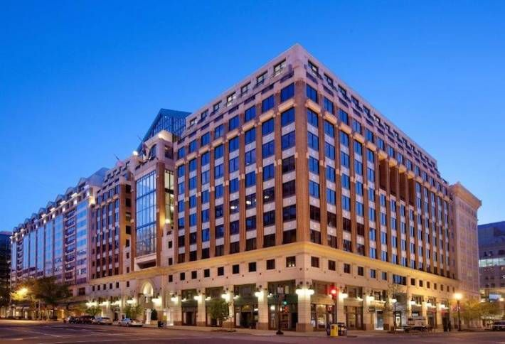 Oxford Buys Another Washington DC Building