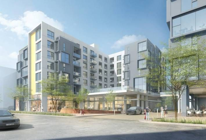 $144M Luxury Multifamily Project Breaks Ground