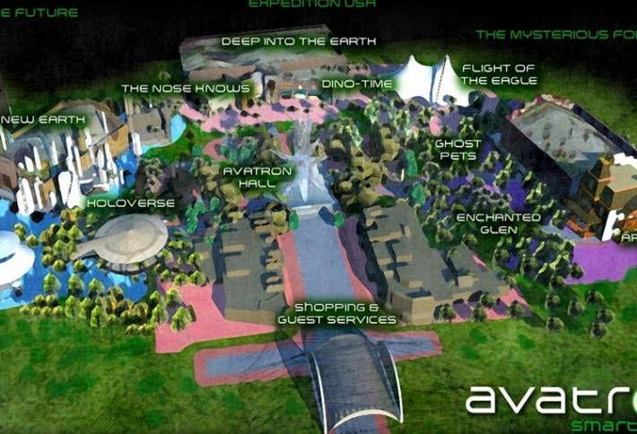 Studio City SFX Theme Park Headed to Bartow?