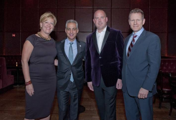 Kiser Institutional Group Celebrates the Big Launch at Untitled