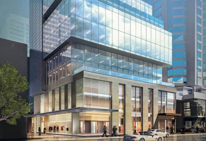 135 Yorkville and the Rise of the Luxury Office
