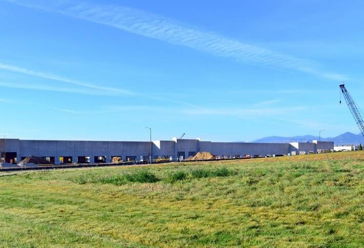 The Hunt is on for NW Industrial Space