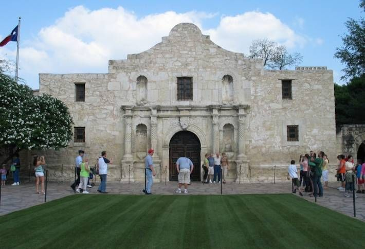 Texas Ends 110-Year Management Contract at The Alamo
