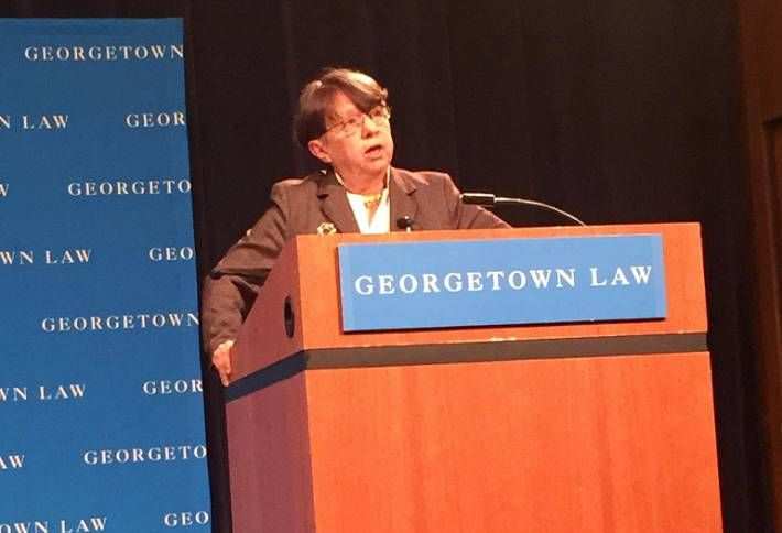 Mary Jo White: There's No Financial Institution Too Big to Jail