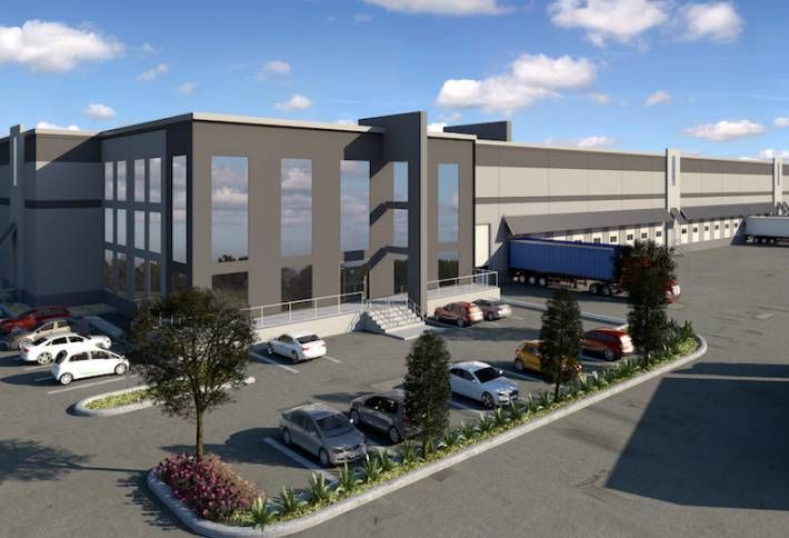Boundary Bay Industrial Park Is Driving Delta Leasing