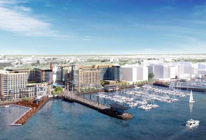 Kastles On The Wharf?